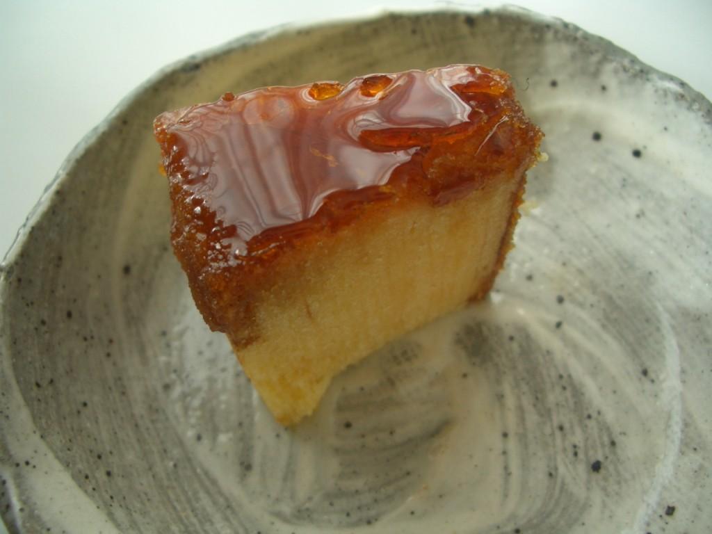 マダムシンコのマダムブリュレを食べてみました