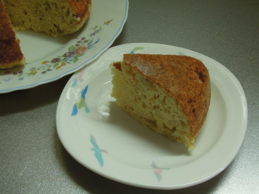 高級炊飯器でバナナケーキを焼いてみた【タイガー 炊きたて JKP-G100-K 】