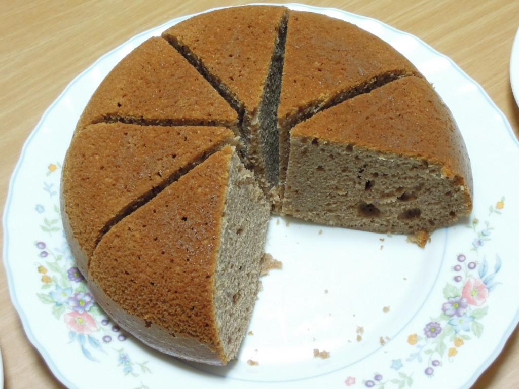 高級炊飯器でチョコケーキを焼いてみた【タイガー 炊きたて JKP-G100-K 】